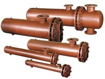 Picture for category Double Wall Steam to Water U-Tube Heat Exchanger