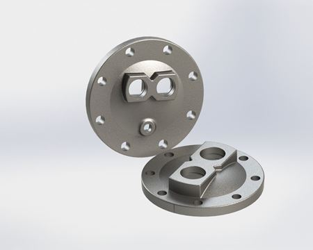 Picture for category U-Tube Heads - Stainless steel