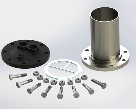 Picture for category Optional Tank Heater Assemblies