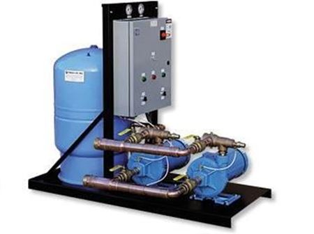 Picture for category Duplex Commercial Pressurizer - DCP Model
