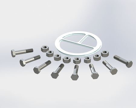 Picture for category DW Header Kit (Gaskets, Nuts & Bolts)