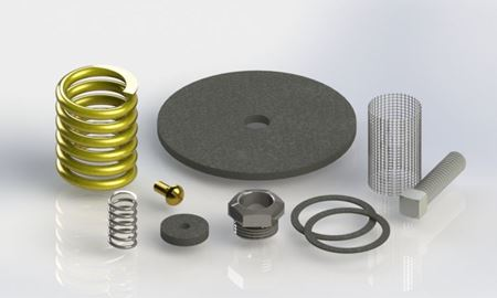 Picture for category Repair Kits for High Pressure Regulating Valves