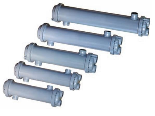 Picture of 6110-1000 , STAINLESS STEEL STRAITUBE™ HEAT EXCHANGERS