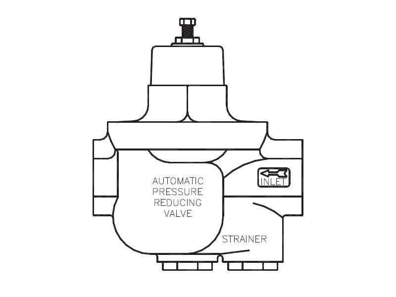 Picture of 417-17 , HIGH PRESSURE REGULATING VALVES S SERIES
