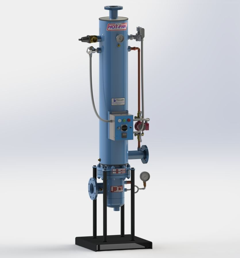 Picture of DSV1242 , HOT-PAK™ SEMI-INSTANTANEOUS WATER HEATER-DSV SERIES