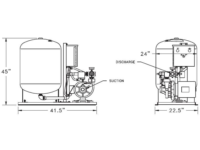 Picture of 2200-51 , THRUSH PRESSURIZER™ - PB SERIES