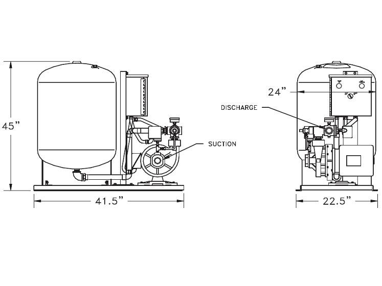 Picture of 2200-87 , THRUSH PRESSURIZER™ - PB SERIES